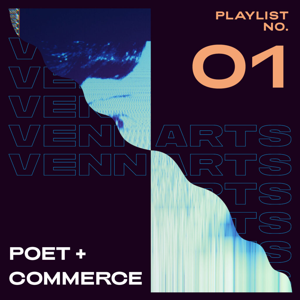 The Avalanches We Go On is featured on Venn Arts Poet + Commerce Playlist