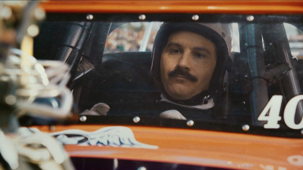 Drag racer drives slowly from Allstate's Winning commercial